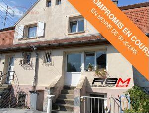 Maison Ensisheim a vendre. À la recherche d'un immeuble à vendre ? d'une maison à vendre ? d'un appartement à vendre ? Ou à la recherche d'un immeuble à acheter ? d'une maison à acheter ? d'un appartement à acheter ? Par exemple à Colmar, Ensisheim, Guebwiller, Wittenheim, Rixheim ou ailleurs dans le 68 (Haut-Rhin)