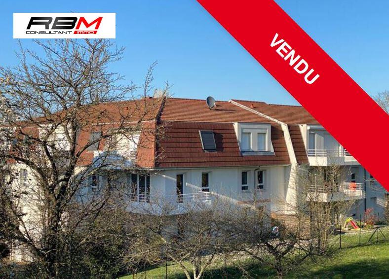 Déjà vendu! Appartement F3 Ensisheim