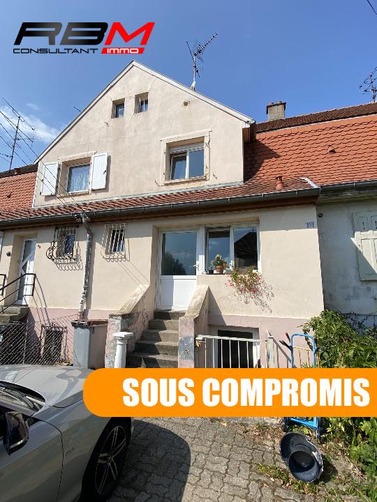 Maison Ensisheim rbm-immo 68190
