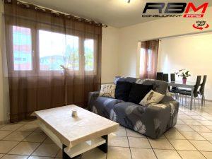 Appartement 4 pièces + garage, 68260 Kingersheim. Haut-Rhin