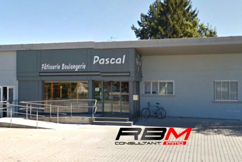 Local commercial + appartement f4