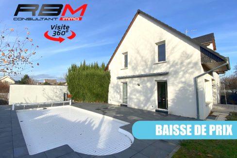 Maison Issenheim RBM immo
