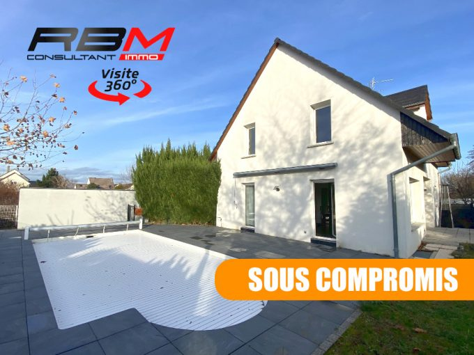 Sous compromis maison Issenheim #rbmimmo