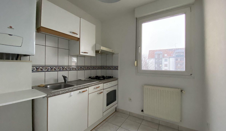 appartement 2 pièces Saint-Louis