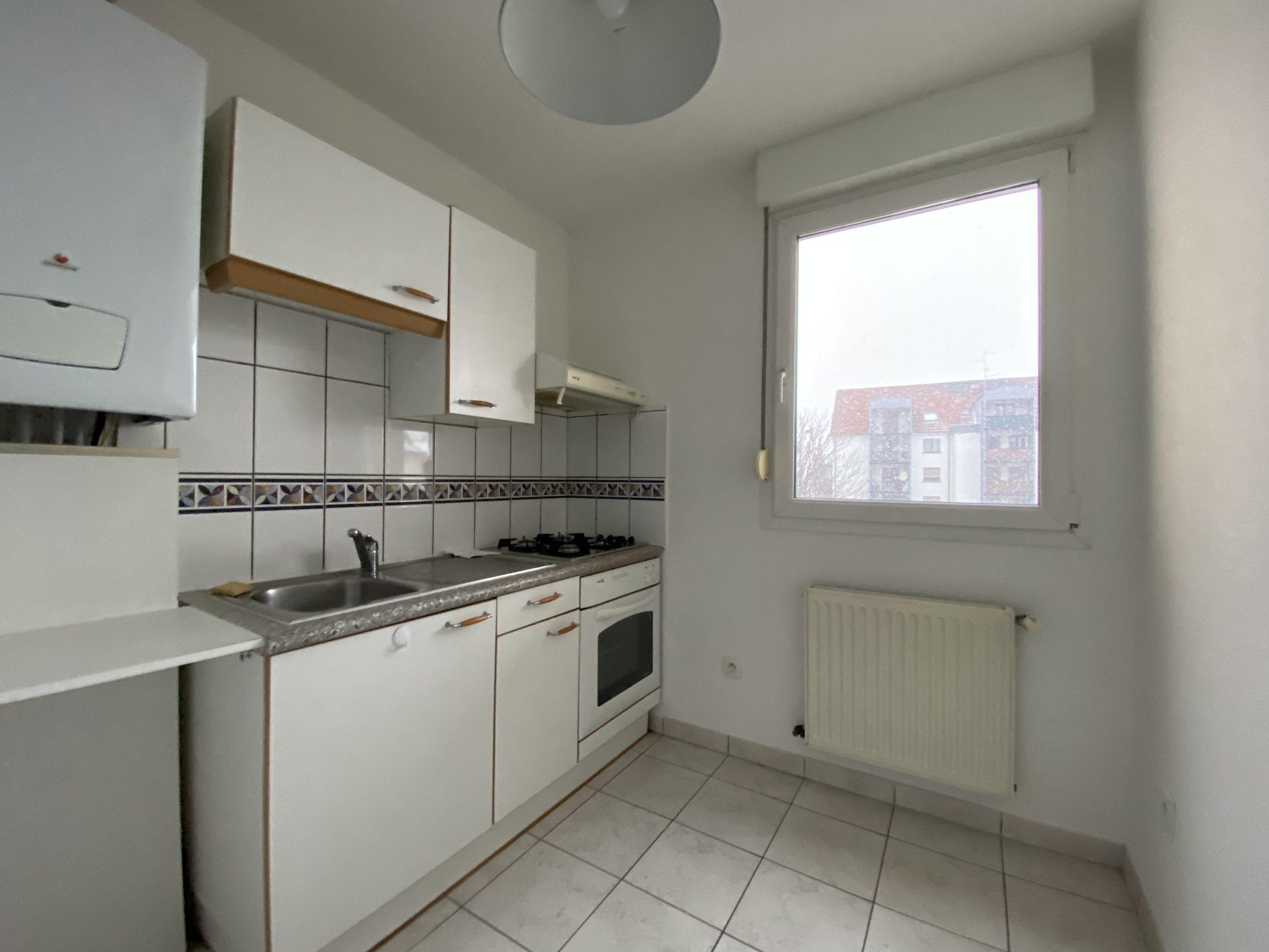 appartement 2 pièces Saint-Louis - Remy Benoit Meyer - Les maisons en vente Vous êtes à la recherche d'un agent immobilier à proximité d'Ensisheim, Guebwiller, Mulhouse ? Vous êtes à la recherche d'une maison à vendre à Colmar, Ensisheim, de Wittenheim, de Rixheim ou ailleurs dans le 68 (Haut-Rhin)