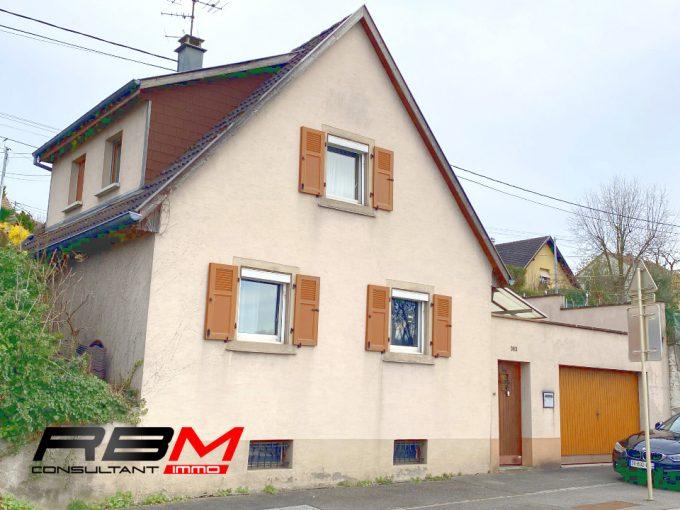 Maison à vendre Brunstatt RBMIMMO