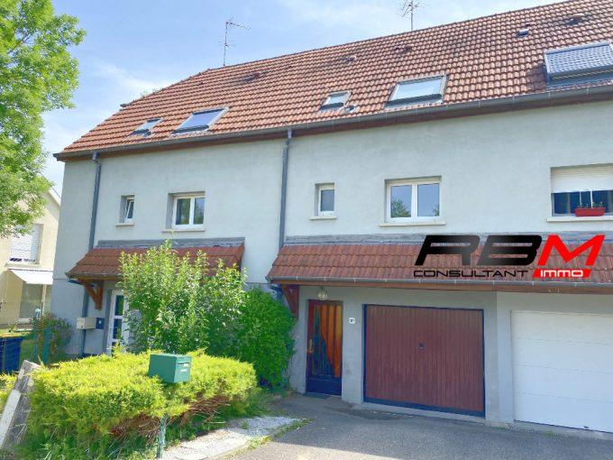 Maison 4 pièces 68350 Brunstatt-Didenheim, 68 Mulhouse près de Ensisheim