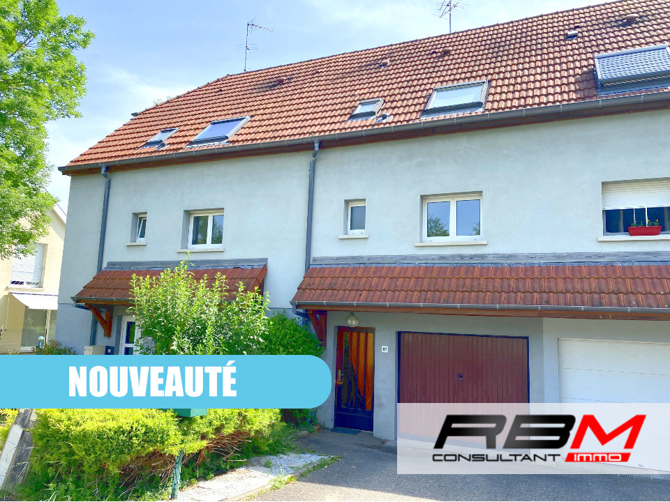 Maison Brunstatt-Didenheim #rbmimmo