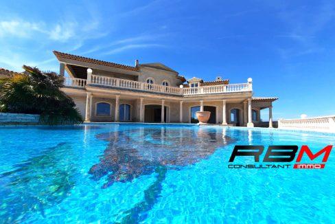 Villa 7 pièces Roquebrune #rbmimmo