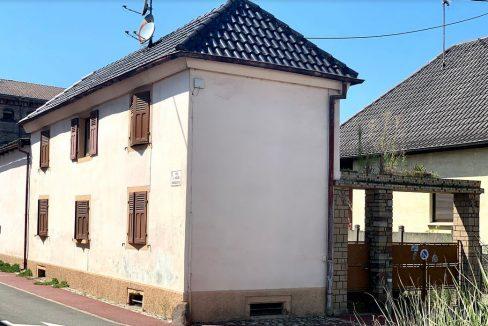 Maison 3 Pièces 68190 Ensisheim,  Haut-Rhin