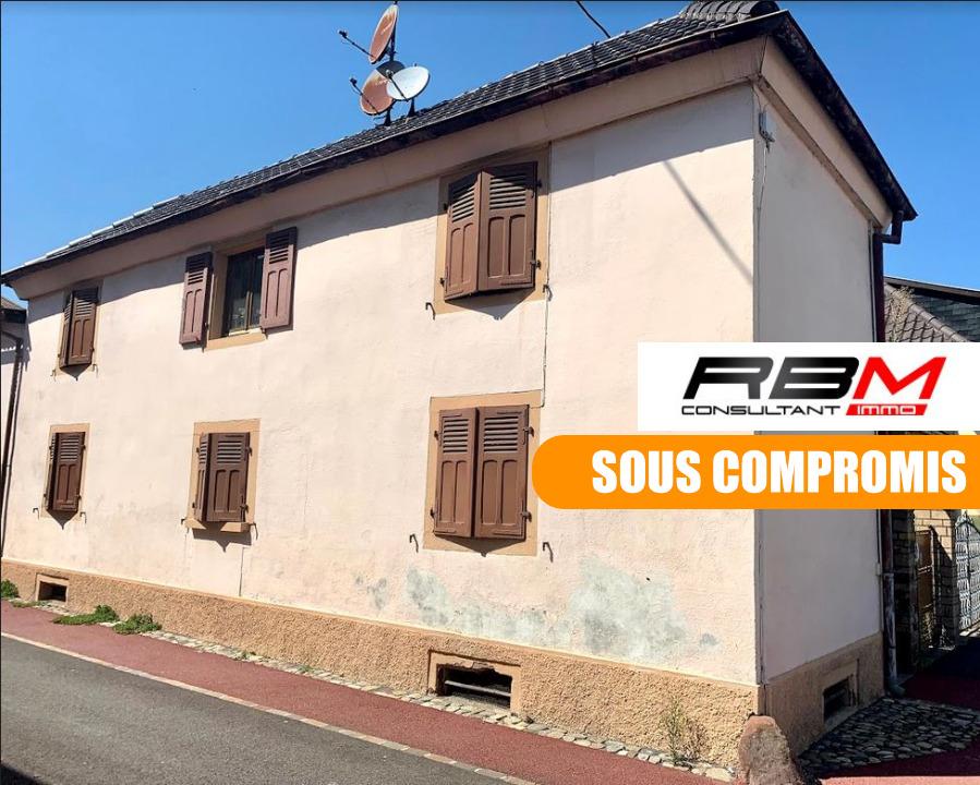 Nouvelle maison à vendre RBM consultant immo