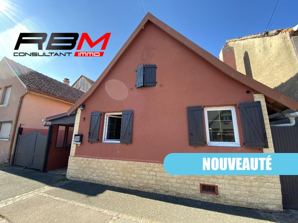 Maison 5 pièces, 68127 Niederhergheim, Haut-Rhin